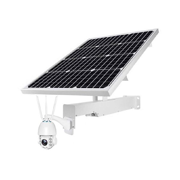 Solar 4G motorized dome